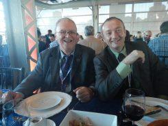 Howard Edel & Jonathan Murphy at Banquet