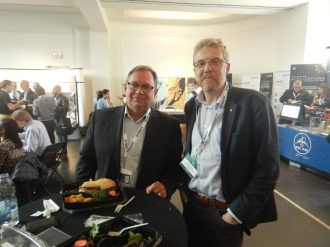 Dennis Nazarenko President, Cardinalus Consulting & Andrew Davidson Agriculture Canada