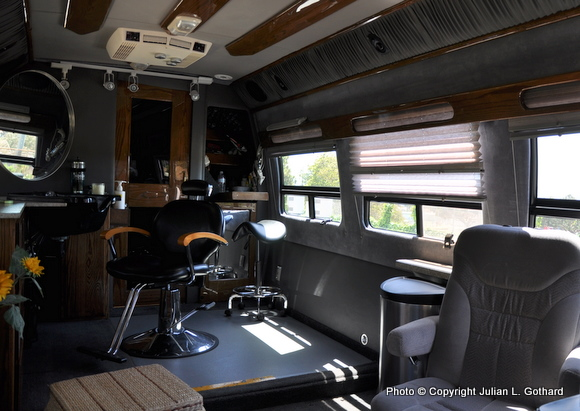 Salon in a Van  Business  Startup Fundraising with