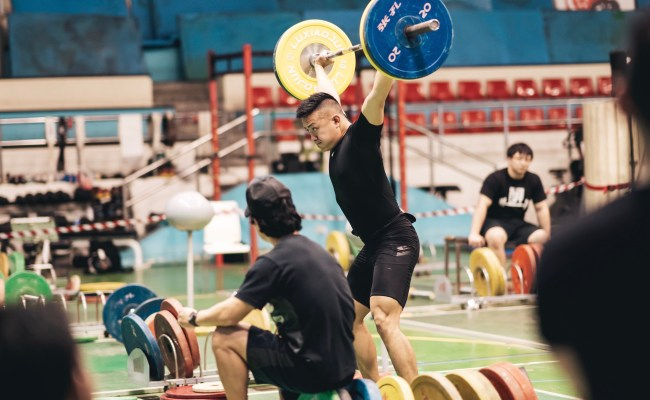 Asian Weightlifting Championships 2019 Sports Teams