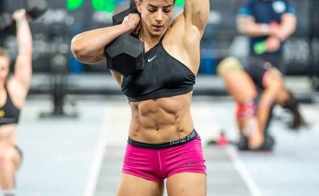 Thelma Christoforou Crossfit Games 2019 Sports