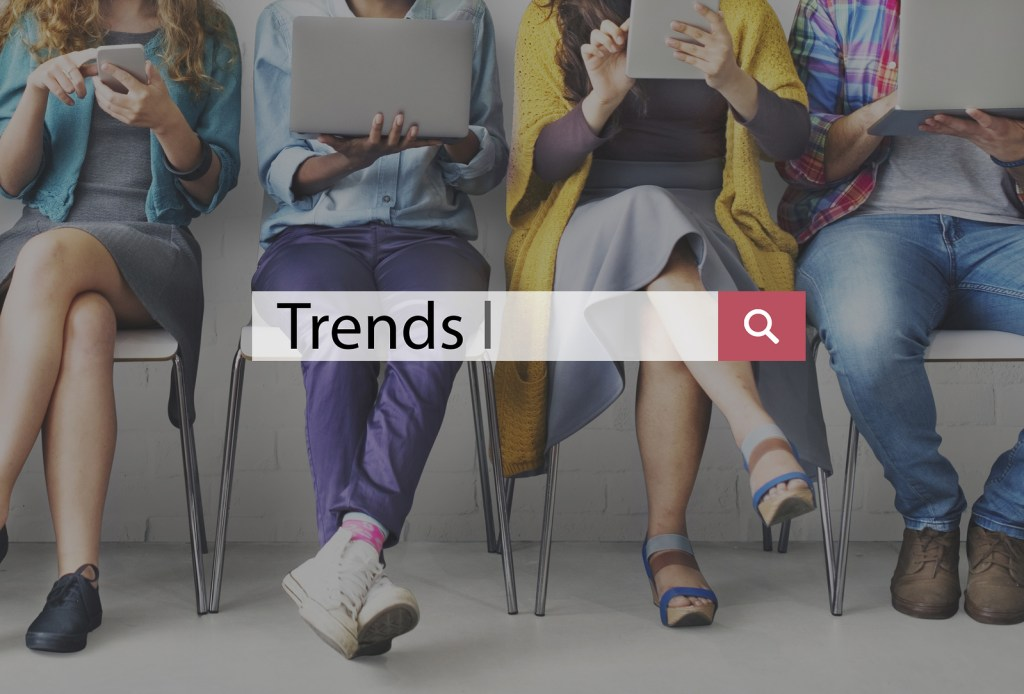 online and digital marketing trends