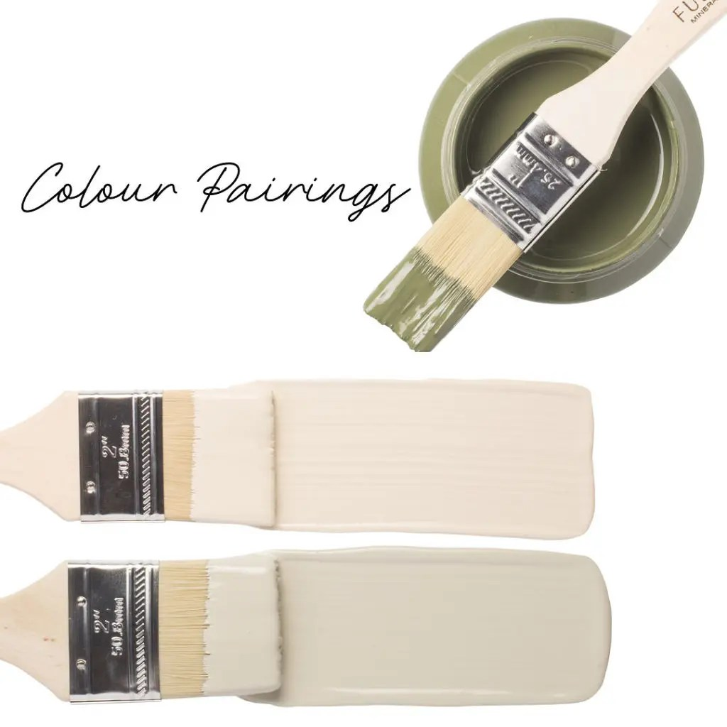 Fusion Mineral Paint Bayberry Color Pairings