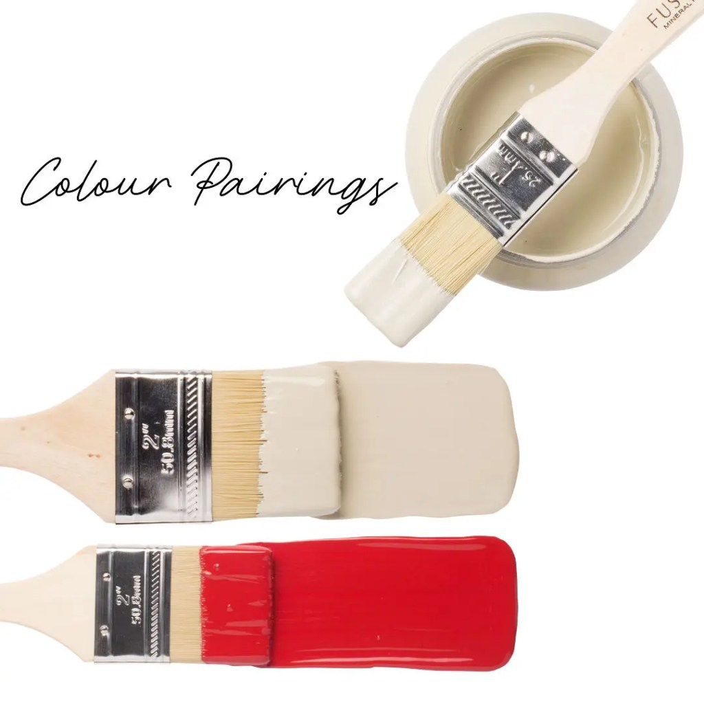 Fusion Mineral Paint Bedford Color Pairings