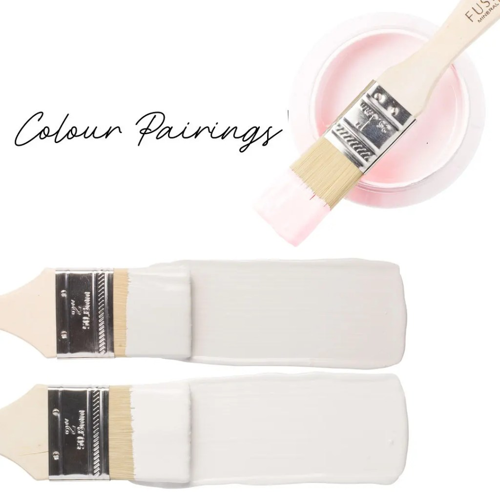 Fusion Mineral Paint Peony Color Pairings