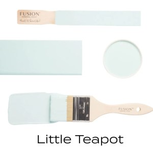 Fusion Mineral Paint Little Teapot