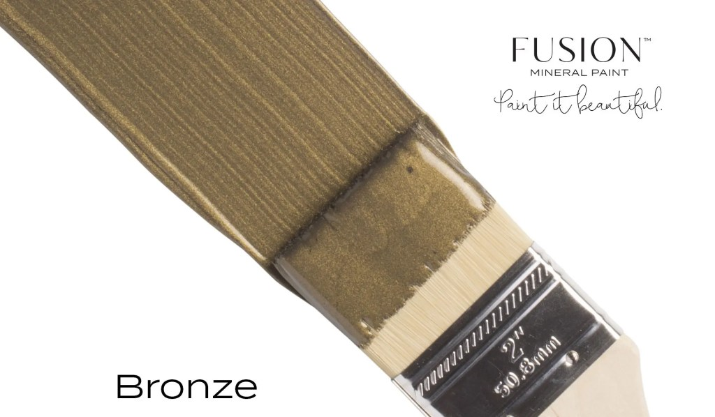 Fusion Mineral Paint Bronze