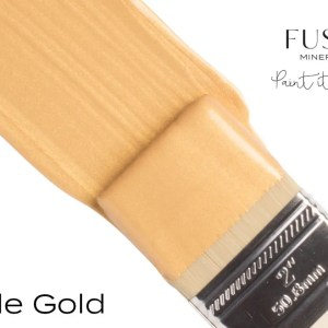 Fusion Mineral Paint Pale Gold