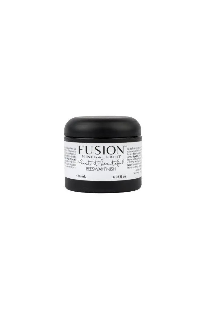 Fusion Mineral Paint Beeswax Finish