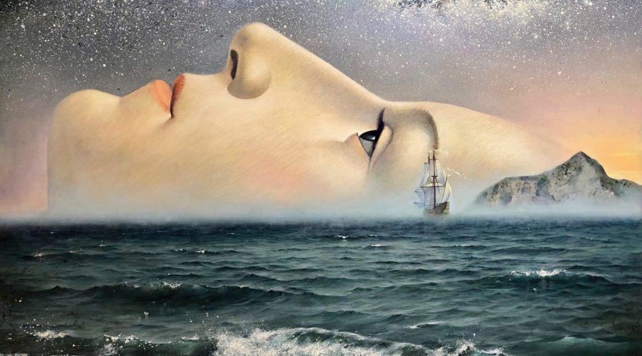 Chasing A Dream by Svetlana Koval