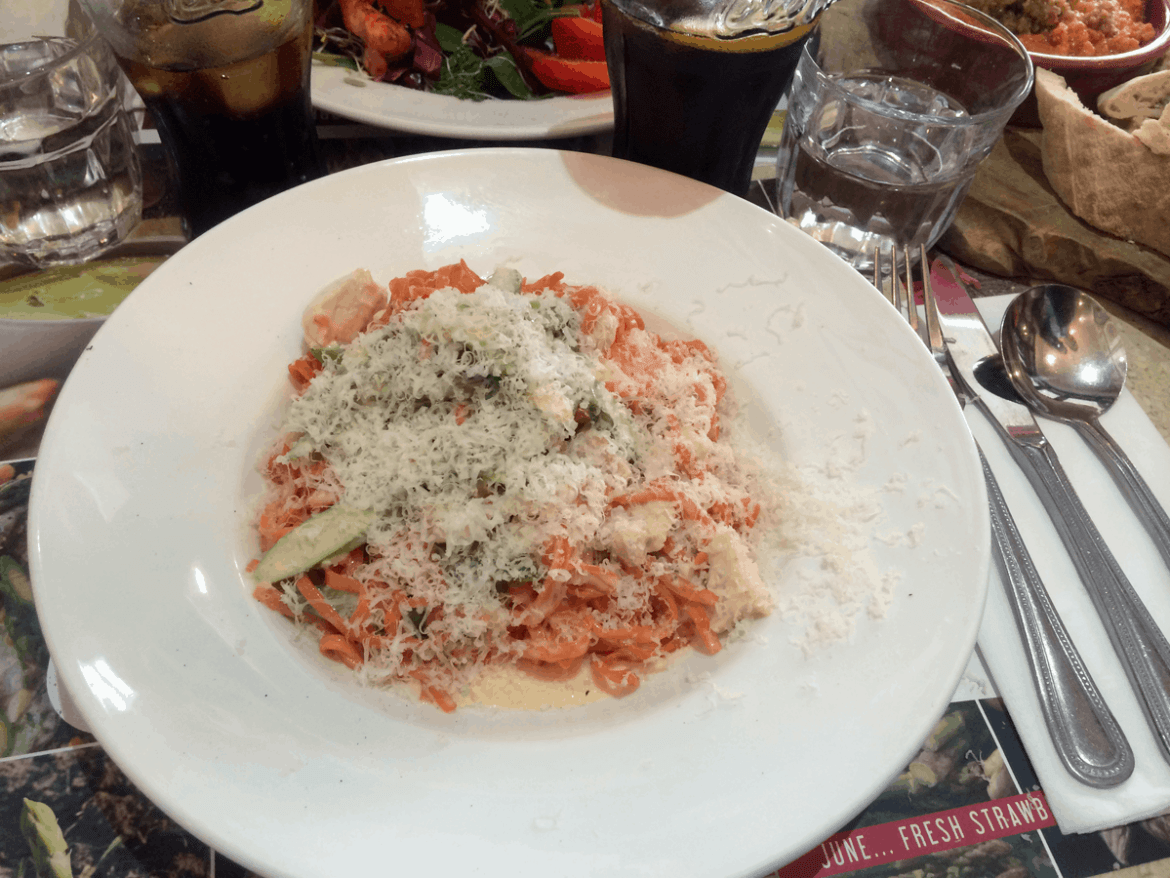 london_Spaghetti_House