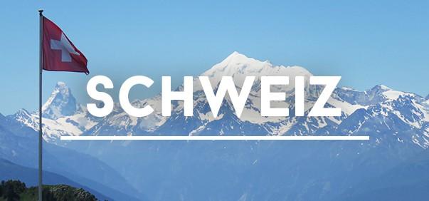 Reisetipps für die Schweiz