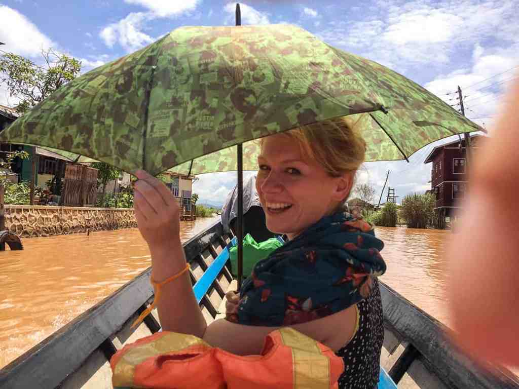 Bootstour auf dem Inle Lake