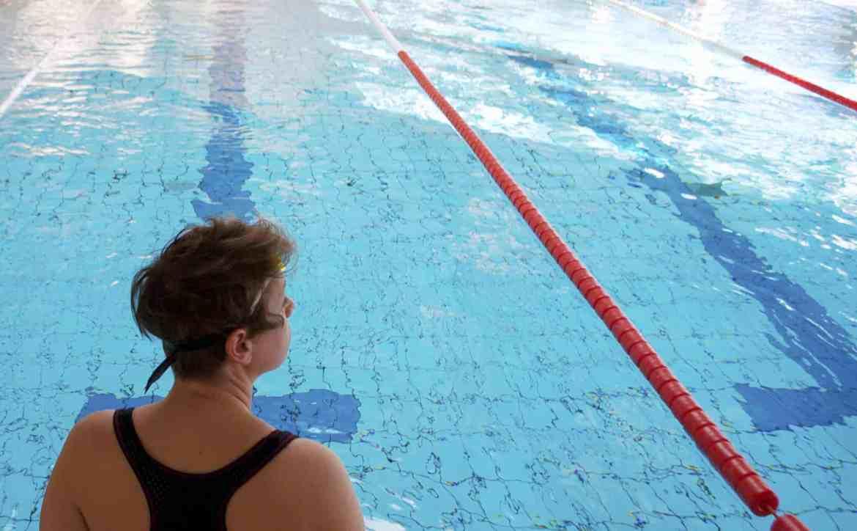 Schwimmen als Ausgleichssport zum Halbmarathon-Training