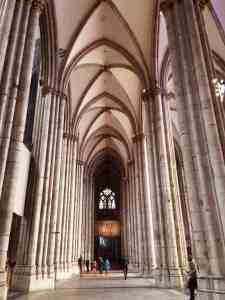 Innenchor des Kölner Dom