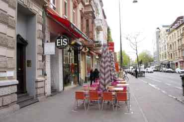 Bestes Eis im Belgischen Veedel?