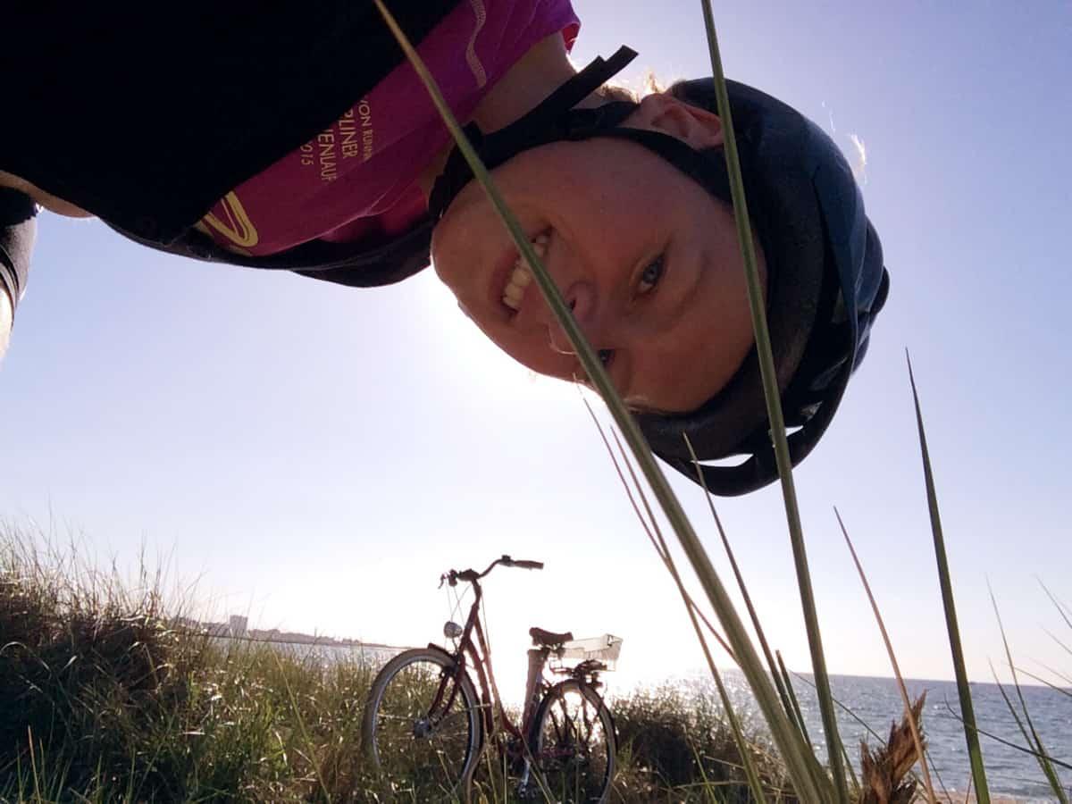 Triathlon-Training im Juni an der Ostsee