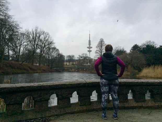 Laufen in Hamburg Planten un Blomen