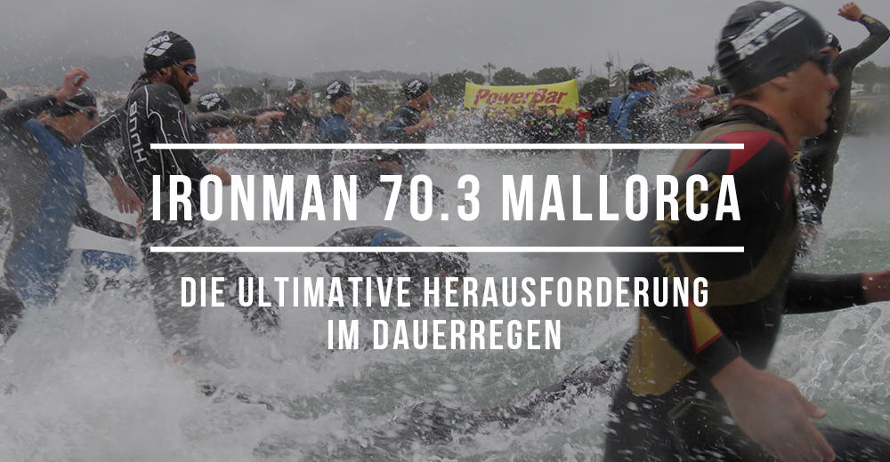 Ironman 70.3 auf Mallorca 2016