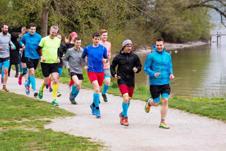 Laufen mit Florian Neuschwander