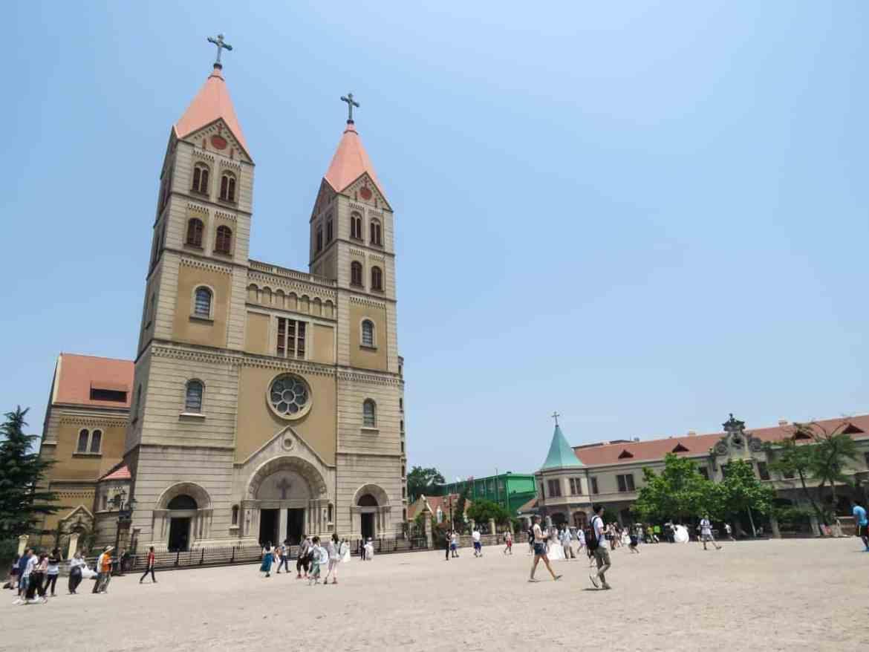 Evangelische Kirche in Qingdao
