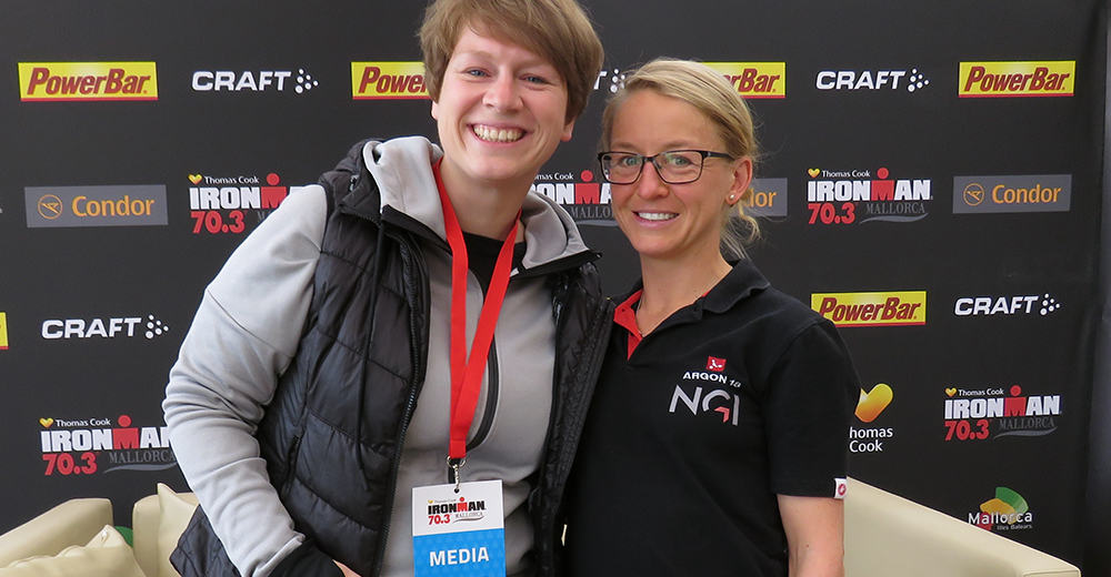 Triathletin Emma Pooley im Interview