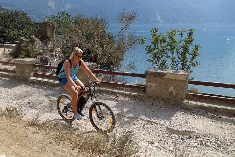 Mountainbiking am Gardasee