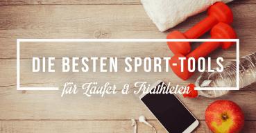Die besten Tools für Läufer und Triathleten