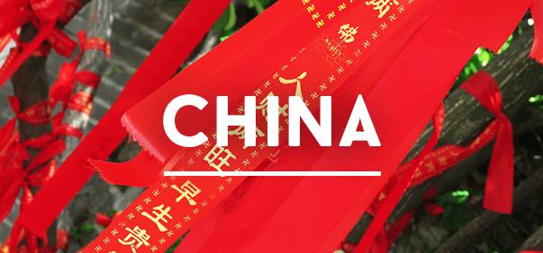 Reisetipps für China