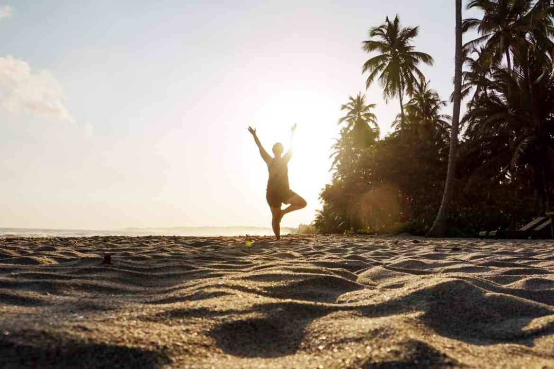 Yoga Karibikküste