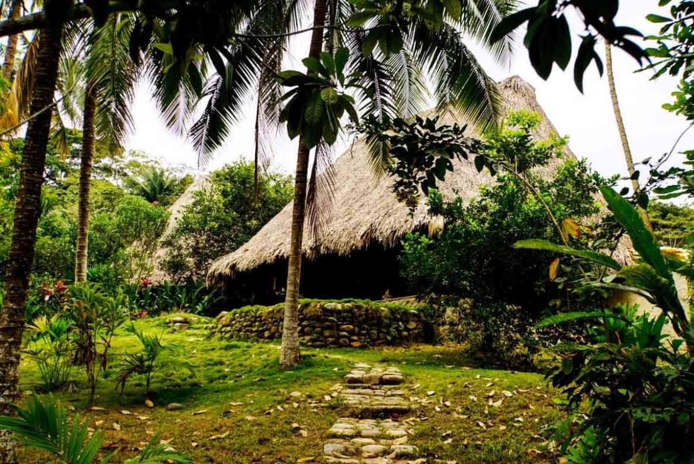Bungalows Hotel Taironaka Turismo Ecológico y Arqueología