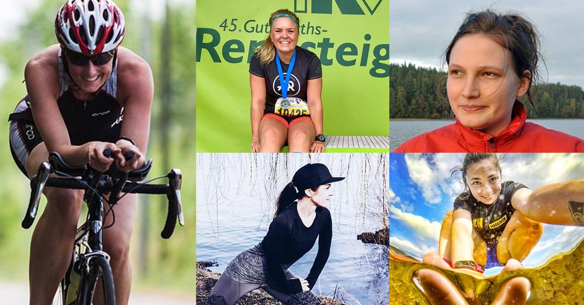 Die besten Frisuren für den Sommer: Laufen, Wandern, Triathlon