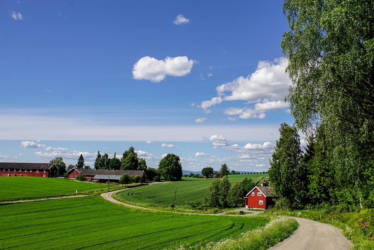 Süden Norwegens