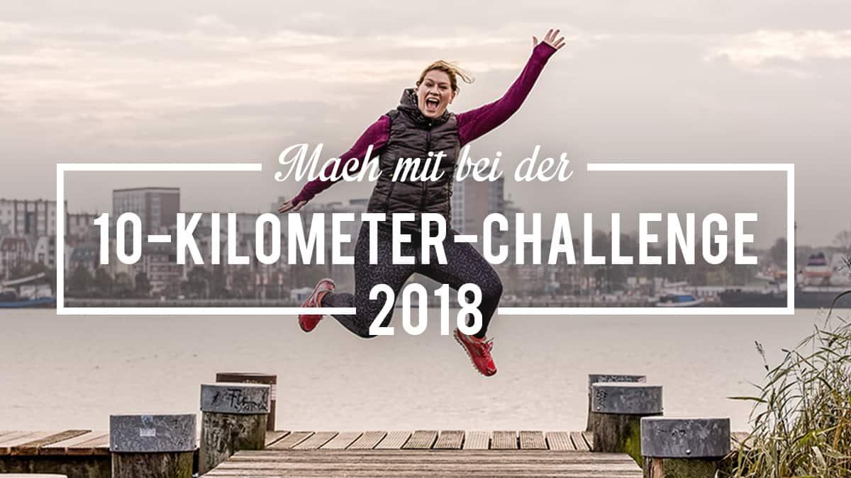 10-Kilometer-Laufchallence