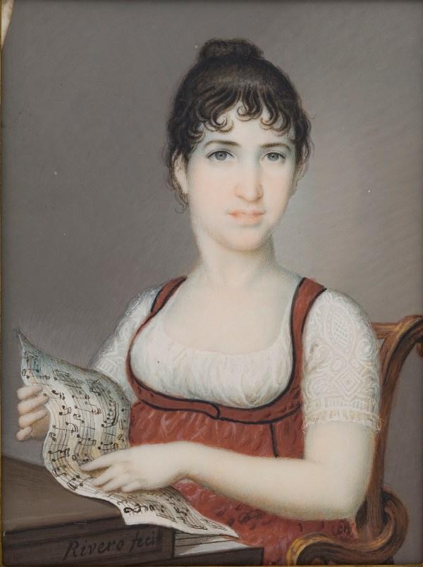 1805 Mar Tomasa De Palafox Portocarrero Marquesa
