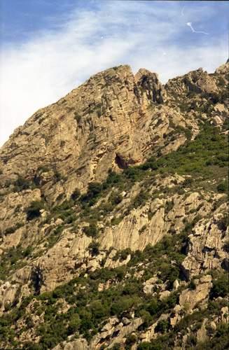 2004.04 Balcunaddu da Punta Banditi Elena Piccola 001 , Sardegna