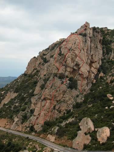 2004.04 copia Pilastro Marragone 002 , Sardegna