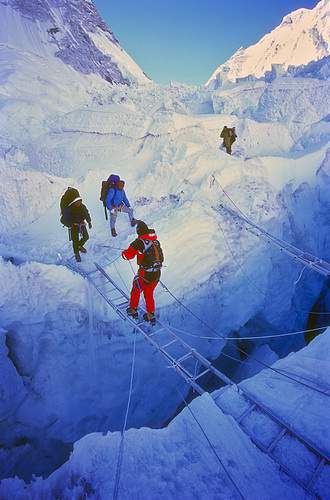 Everest, Icefall