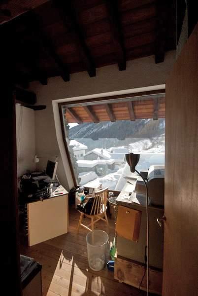 Vaud, valle di Ollomont (Valle d'Aosta), casa Rollando