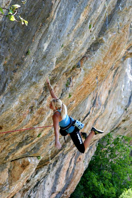 ClimbingGirls-24-Leah Crane on Celia (8a-5.13b