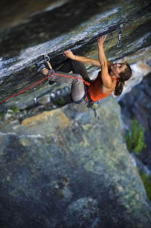 ClimbingGirls-24-lauren lee. checkamus canyon