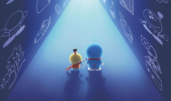 【展示約120件「哆啦A夢」「奇天烈大百科」的道具原畫】藤子・F・不二雄博物館