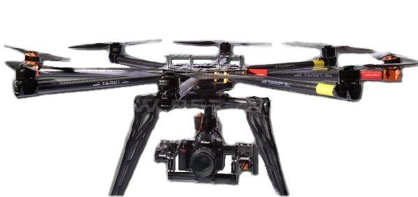 Tarot IRON MAN FPV 1000mm 8 aix 3K Carbon octocopter
