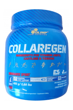 Recommended supplement for joint support - Collaregen from Olimp