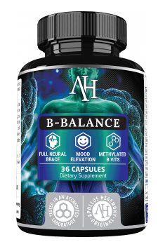 B-Balance from Apollo Hegemony - cheap and complex preparation with active forms of B vitamins