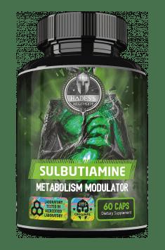 Recommended Sulbutiamine supplement - Hades Hegemony Sulbutiamine
