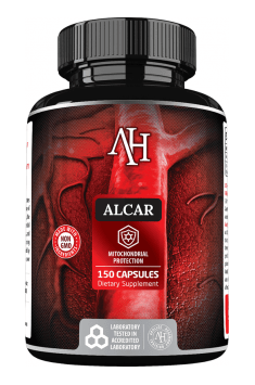 ALCAR - Acetyl-L-Carnitine is the most effective form of carnitine. And that one from Apollo Hegemony should be the best choice!