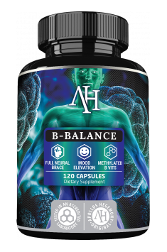 If you are looking for supplement containing every B vitamin in theirs active forms and optimal dosages - B-Balance from Apollo Hegemony is perfect choice for you
