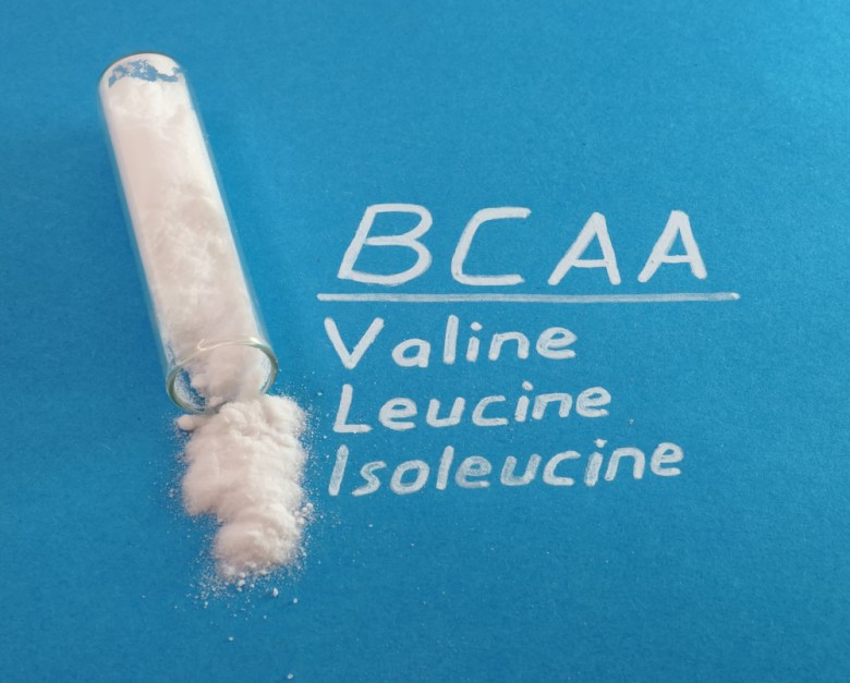 BCAA is set of three important amino acids - Leucine, isoleucine and valine