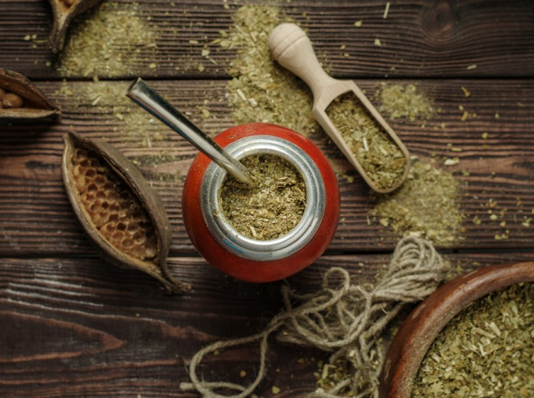 Do you drink Yerba mate when you work? If not, you should start, to improve your deficiency